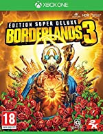 Borderlands 3 Super Deluxe pour XboxOne