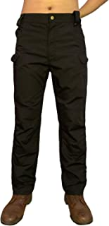 ADAFAZ Men's Lightweight Performance Tactical Pants Quick Dry Cargo Pants for Outdoor Hiking/Hunting/Fishing/Casual