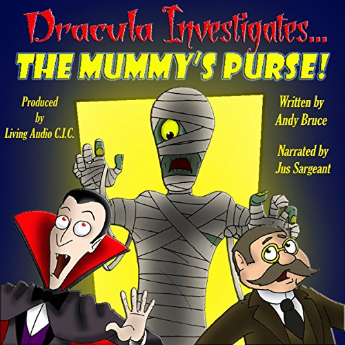 Dracula Investigates the Mummy's Purse, Volume 2 Titelbild