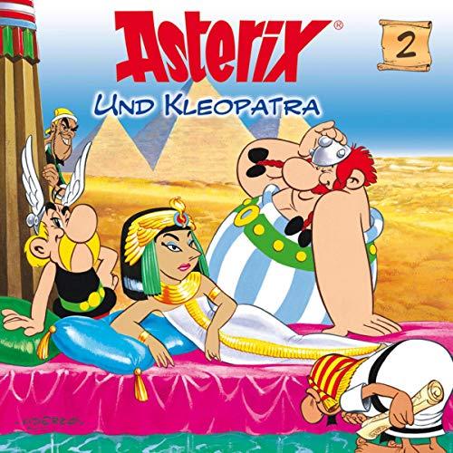 Asterix und Kleopatra Titelbild