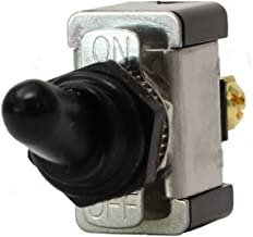 Sponsored Ad - Fastronix SPST ON-OFF Heavy Duty 20 Amp AC/DC Toggle Switch with Weatherproof Neoprene Boot