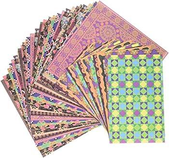 Roylco Inc Global Village Craft Papers