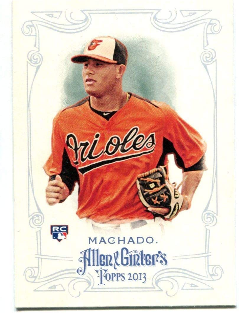 Manny Machado 2013 Topps Credence Allen Ginter Baseball Max 83% OFF - Rookie Card S