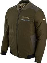 Philadelphia Eagles Nike NFL Salute to Service Men's Reversible Bomber Jacket