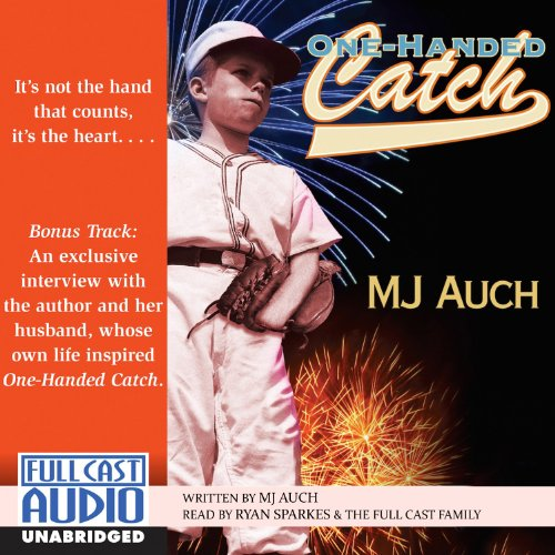 One-Handed Catch audiobook cover art