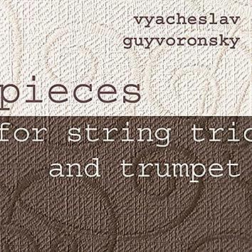 Pieces for String Trio & Trumpet