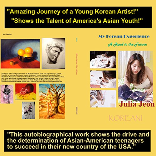 My Korean Experience audiobook cover art