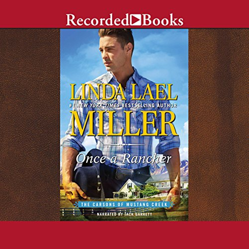 Once a Rancher audiobook cover art
