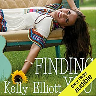Finding You                   By:                                                                                                                                 Kelly Elliott                               Narrated by:                                                                                                                                 Erin Mallon,                                                                                        Stephen Dexter                      Length: 7 hrs and 52 mins     87 ratings     Overall 4.7