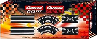 Carrera Go!!! - Accessoires pour circuit - 1/43 eme analogique - Kit d'extension 1