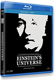 EINSTEIN'S UNIVERSE, an Acclaimed Documentary arrives on Blu-ray August 25 from Corinth Films