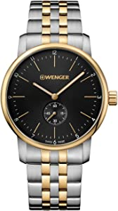 Wenger Urben Classic Watch For Unisex Analog Stainless Steel Band- 01.1741.104
