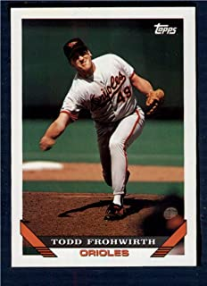 todd frohwirth orioles