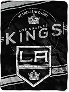 NHL Los Angeles Kings Mens CCM L//S Crewccm L//s Crew