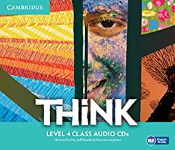 Think Level 4 Class Audio CDs (3)