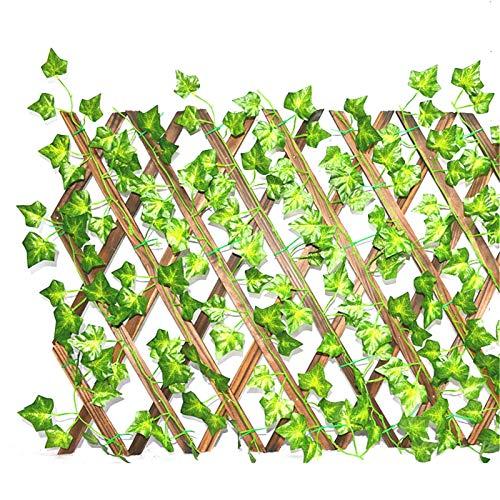 Appoo Zaun Sichtschutz Weiss 55 cm Ausziehbarer Holzzaun Zaun Für Den Außenbereich Garten Balkon Rankenrahmen Hochzeitshooting Requisiten Innenzaunzaun pleasure