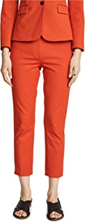 Theory womens CLASSIC SKINNY CROPPED PANT Dress Pants