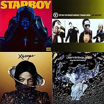 Las Mejores Canciones de R&B y Soul