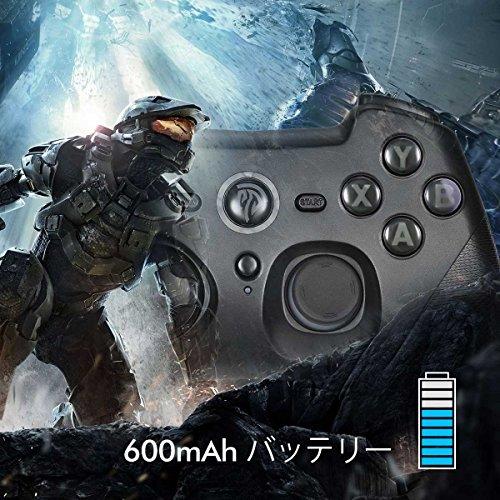 EasySMXESM-91012.4GHz無線ゲームパッド振動連射設定PS3/PC/Androidディバイス/TV/TVBoxに対応