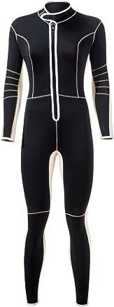 cef44808714 Divecica Women Wetsuits Neoprene 3mm Full Body Diving Suit