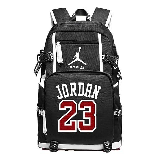 3d046a76742f YOURNELO Basketball Player Rucksack School Backpack Bookbag