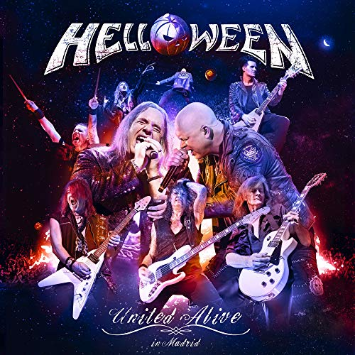 Helloween - United Alive (2 Blu-ray) [Blu-ray]