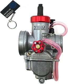 Stoneder carburatore da 19/mm per motore a 2/tempi 50/cc 80/cc biciclette e monopattini motorizzati 60/cc