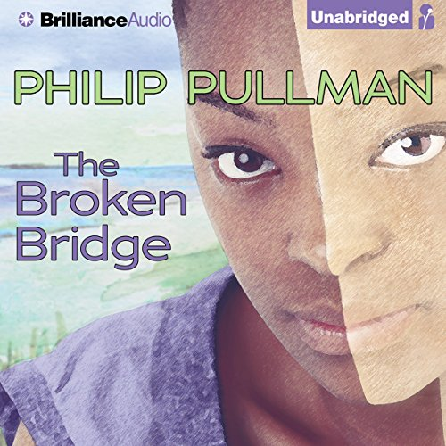 The Broken Bridge audiobook cover art