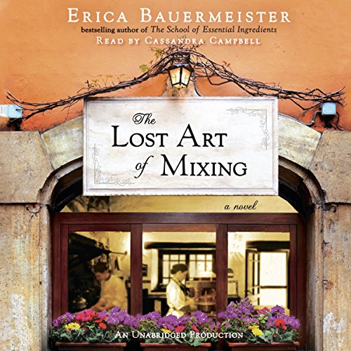 The Lost Art of Mixing audiobook cover art