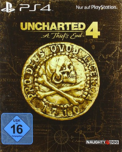 Uncharted 4: A Thief's End - Special Edition - [PlayStation 4]