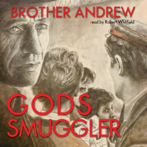 God's Smuggler  audiobook cover art