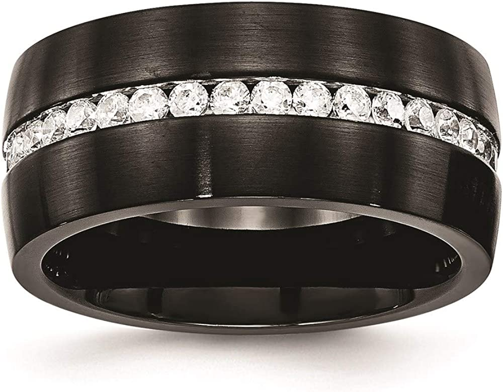 Ryan Jonathan Fine Jewelry Stainless Polished and Brushed Excellence 2021 autumn and winter new Steel