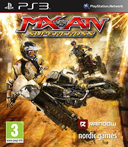MX Vs ATV: Supercross (PS3) by Nordic Games