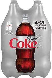 Coca Cola-Diet Coke 2 Liter Bottles (Pack Of 4)