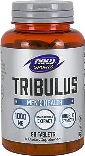 NOW Sports Nutrition, Tribulus (Tribulus terrestris) 1,000 mg, 90 Tablets