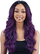 FreeTress Equal Synthetic Hair Lace Front Wig Silk Base Teresa (OTBLBK)