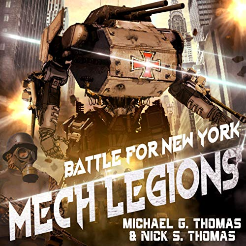 Battle for New York  By  cover art