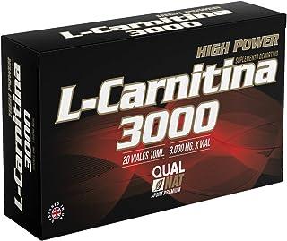 L Carnitina 3000-20 viales | Líquida | L-carnitina Con