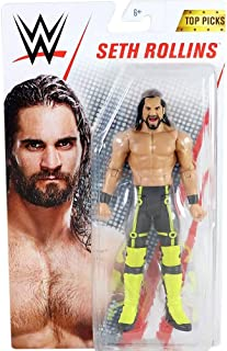 WWE Top Picks Seth Rollins Action Figure
