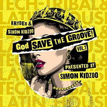 God Save The Groove Vol. 1 (Presented by Simon Kidzoo)