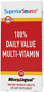 Superior Source One Daily Multi Vitamin (100 Tablets)