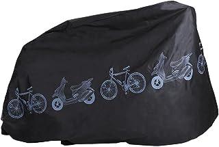 Yosoo Impermeable a Prueba de Lluvia Protector a Prueba de Polvo a Prueba de Lluvia para Bicicleta Scooter Moto