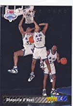 1992-93 UPPER DECK SHAQUILLE O'NEAL RC ROOKIE CARD