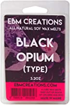 Black Opium (Type) - Scented All Natural Soy Wax Melts - 6 Cube Clamshell 3.2oz Highly Scented!