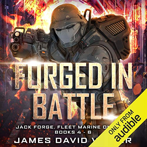 Forged in Battle Omnibus cover art