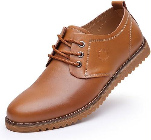 DHFUD Chaussures pour Hommes Hommes De Printemps Chaussures Chaussures De Sport  prix les plus bas