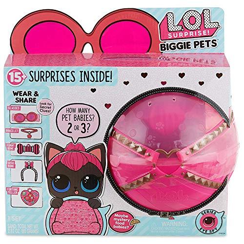 L.O.L. Surprise! Biggie Pet - Spicy Kitty [並行輸入品]