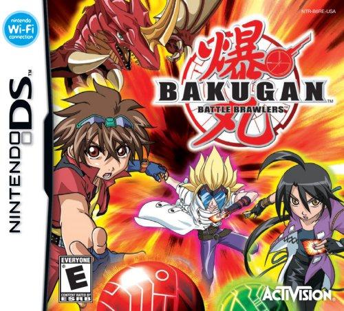 Bakugan Battle Brawlers - Nintendo DS