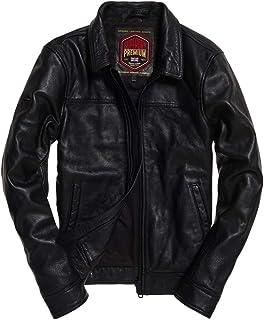Superdry Curtis Leather Jacket