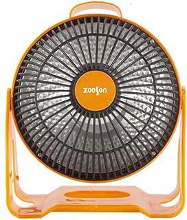 Yuan Dun'er Calefactor pies,Calentador eléctrico Mini Oficina Calentador de Escritorio de Ahorro de energía Calentador de Aire Ventilador para Calentador de radiador de Invierno